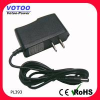 Quality 5 Volt 1 Amp Wall Mount Power Plug-In Adapter / DC Power Supply CE wholesale