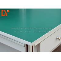 Quality Table Panels Esd Countertop Green Color Polywood Material High Performance wholesale