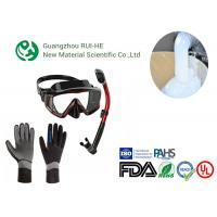 Quality Scuba Mask LSR Liquid Silicone Rubber High Stability 6250-50T® 12 Months Shelf Life wholesale