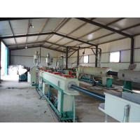 Quality hdpe pipe fabrication machine production line extrusion for sale for Chinese supplier wholesale