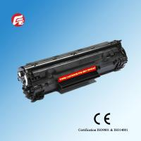 Quality compatible CB436A laser toner cartridge for HP printer wholesale