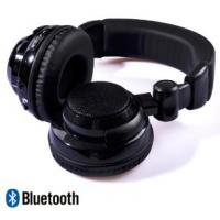 Buy cheap Black headset Loud and powerful bass noise cancel Wireless Stereo Bluetooth headphone product