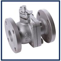 China 1PC Class 150 Reduced Bore Floating Ball Valve,1pc RP flanged end ss ball valve,flanged stainless steel ball valve on sale
