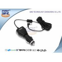 Quality Switching USB Car Charger Universal AC DC Adapter 5V 1A / 2.1A / 2.4A wholesale