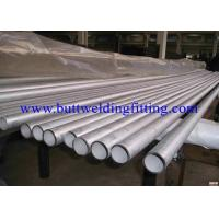 Quality Thick Wall Stainless Steel Pipe SS Seamless Tube TP304/304L , TP316/316L wholesale