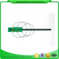 Quality Triangle Plastic Coated Steel Garden Stakes For Plant Support wholesale