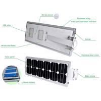 Quality All-in-one solar LED street lights, integrated solar led street light,Integrated solar led wholesale