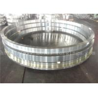 Quality Super Duplex Stainless Steel F55 S32760 1.4501 Metal Forgings Rings Rough Machined wholesale