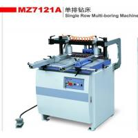 Quality MZ73211 Single Lining Multi-Axle Woodworking Driller wholesale