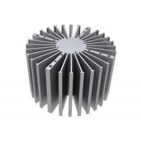 Quality 6000 Series Aluminum Heat Sink Extrusion Heating Radiator For Led Light wholesale