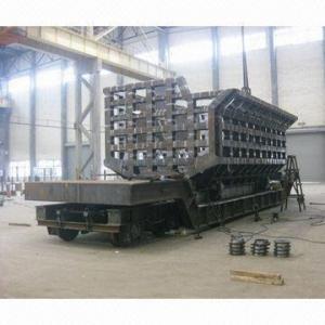 China Large Trailer, Heavy Duty Steel Fabrication on sale