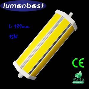 Quality R7S LED R7S BULB COB Aluminum+Plastic 15W 189mm(189mm*54mm) wholesale