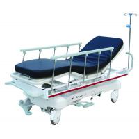 China Patient / Medical Stretcher bed With Locking System Castor Ambulance Equipment on sale