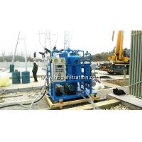 Quality Vacuum Insulation Oil Recycling plant, degassing, Dehydration ,Oil Purification Machine, Transformer Oil Filtration Unit wholesale