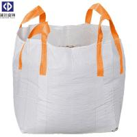 Quality Virgin PP Material 1 Ton Tote Bags / Flexible Bulk Container For Packing wholesale