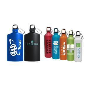 China Aluminium Water Bottle Hiking Outdoor Cycling Sports Cap Flask aluminium Sport Water Bottle on sale