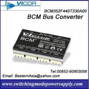 Quality Vicor BCM Bus Converter BCM352F440T330A00 wholesale