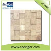 Cheap Uneven surface mosaic tiles for wall decoration for sale