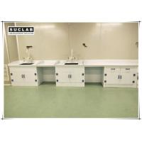 Buy cheap Chemical Lab Furniture Polypropylene Countertop With PP Drip Rack And Water from wholesalers
