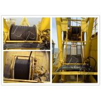 Buy cheap Hydraulic Device Using Lebus Groove Drum For Towering And Mooring Winch from wholesalers