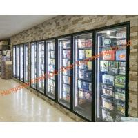 Quality Supermarket Multideck Heated Glass Door For Cold Room / Refrigerator Parts / Freezer wholesale