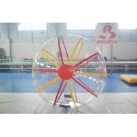 Quality Transparent Inflatable Water Walking Ball / Water Rolling Ball For Fun wholesale