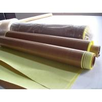 Quality Heat Resistant PTFE teflon coated fabric adhesive tapes wholesale