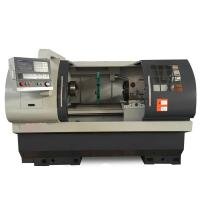 CNC Horizontal Turning Grinding Lathe Machine With Spindle Speed 2000rpm