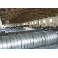 Quality Heavy Zinc Coated Spiral Razor Barb Wire Mesh 500mm Outside For Privatd Area wholesale