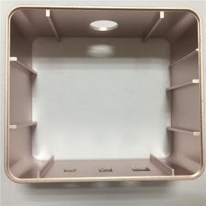 Quality Abrasion Resistant Anti Corrosion Extruded Aluminum Enclosures wholesale