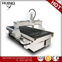 Quality High Precision CNC Router Machine For Wood , Yaskawa Servo Motor Industrial CNC Router wholesale