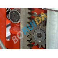 Quality Painted SC320 Red Material Building Site Hoist 3.2m x 1.5m x 2.5m wholesale