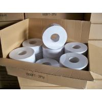 Quality Unbleached Biodegradable Virgin Wood Pulp twoply toilet paper wholesale