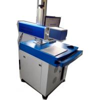 China 3w 5w 7w 10w Uv Laser Engraver Table Top Laser Etching Machine Long Lifespan on sale