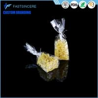 China Customized Plastic OPP Packaging Bags Cellophane Package Bag Gift & Craft on sale