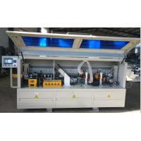 Quality Furniture Production Line Automatic Edge Banding Machine 0.4-2.5mm Edge Thickness wholesale