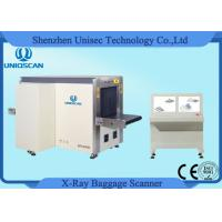 Quality 65*50cm X Ray Baggage Scanner Machine Dual View X-ray Baggage Inspection System wholesale
