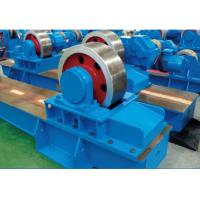 Quality 200T Tank Turning Rolls Hydraulic Bending Machine Heavy Duty Pipe Welding Rotator wholesale