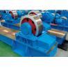 Buy cheap 200T Tank Turning Rolls Hydraulic Bending Machine Heavy Duty Pipe Welding Rotator from wholesalers
