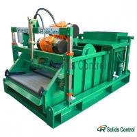 Quality HDD and Offshore Oil Drilling Rig Oilfield Shale Shaker / Balanced Elliptical Motion Shale Shaker wholesale