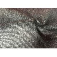 "Quality 57 / 58"" Comfortable Woven Wool Fabric Breathable For Garment Suit Coat wholesale"