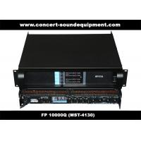 Quality Line Array Sound System / FP 10000Q Switch Mode Amplifier Fixed With NEUTRIK Connectors wholesale