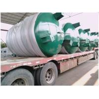 Quality 3000 Psi Compressed Air Receiver Tanks Pressure Vessel Stainless Steel Material wholesale