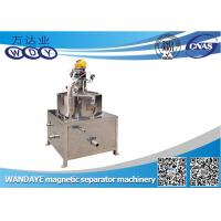 Quality Food Industry High Gradient Magnetic Separator / Slurry Separation Equipment wholesale