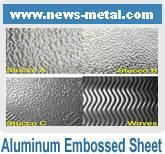 Buy cheap Aluminum Stucco Embossed Sheet from wholesalers