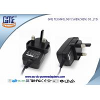Quality CE / ROHS 3 PIN 12V Power Adapter For DVD , Various DC Plugs Available wholesale