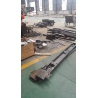 Cheap 1500Kg 3.2×1.4×2.2m Building Site Hoist , Material Lift Elevator With Multiple for sale