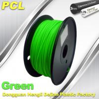Quality PCL filament, low temperature filament, 0.5kg/ roll ,high quality wholesale