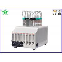 China Automatic Oil Analysis Machine For Oxidation Stability Of Fatty Acid Methyl Esters FAME on sale