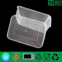 Quality Food Industrial Use and Recyclable Feature High Quality Disposable Plastic Food Container With Lid 500ml wholesale